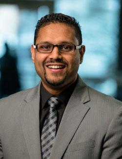Ajay Aluri Ph.D.
