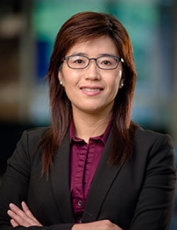 Bingxin Li Ph.D.